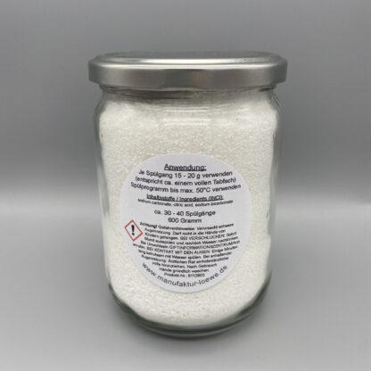 Geschirrspülpulver vegan 600 g