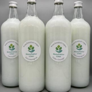 Waschmittel vegan 4x 1 Liter